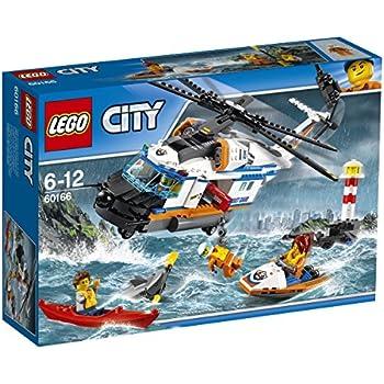 LEGO 60166 - City Coast Guard, Elicottero della Guardia Costiera