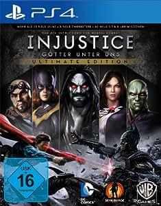 Injustice - Ultimate Edition [Edizione: Germania]