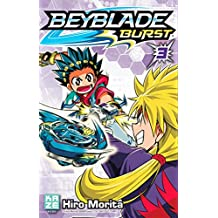 Beyblade Burst T03