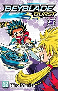 Beyblade Burst Edition simple Tome 3