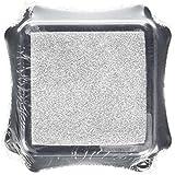 Melt Wax sellado almohadilla de tinta en plata xws041