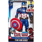 Marvel Titan Hero Series Captain America Electronic Figure