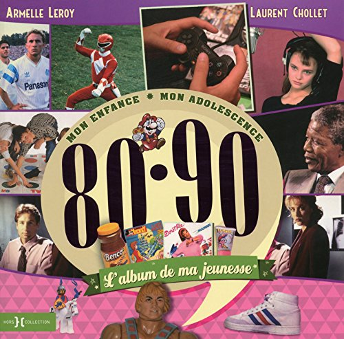 Album de ma jeunesse 80-90 NE 2015
