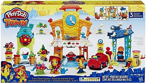 Play-Doh Town - Kit La gran ciudad (Hasbro B5868EU4)
