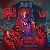 Death: Scream Bloody Gore (Reissue Black Std.Lp+Mp3) [Vinyl LP] (Vinyl)