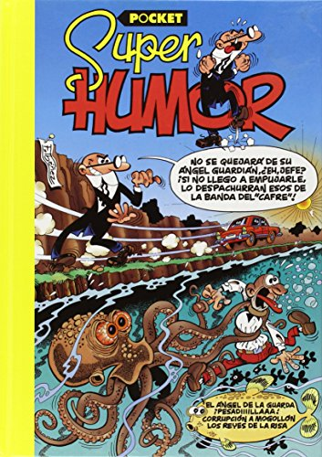 Super Humor. Mortadelo Y Filemón. El Ángel De La Guarda - Volumen 1