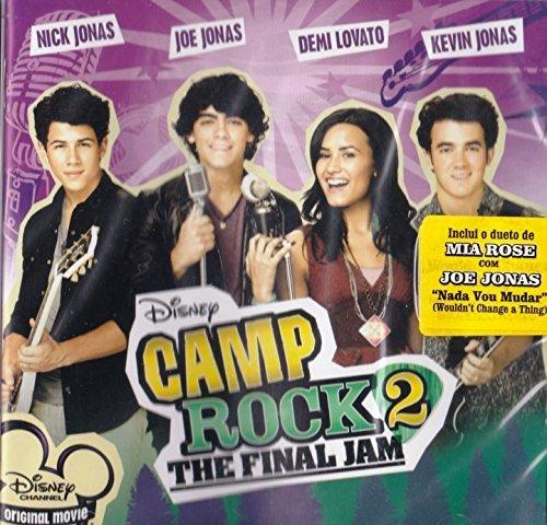 Camp Rock 2 The Final Jam [CD] 2010 by Mia Rose, Joe Jonas, Andre Cruz, Catarina Boto, Marcio Costa, Mariana tavares, S (0100-01-01)