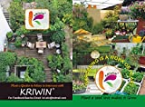 KRIWIN 46 Varieties Of Quality Organic/Hybrid Fruits and Vegetables Seed for Kitchen/Terrace/Poly House Garden with Instruction Booklet ...