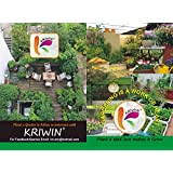 KRIWIN 46 Varieties Of Quality Organic/Hybrid Fruits and Vegetables Seed for Kitchen/Terrace/Poly House Garden with Instruction Booklet …