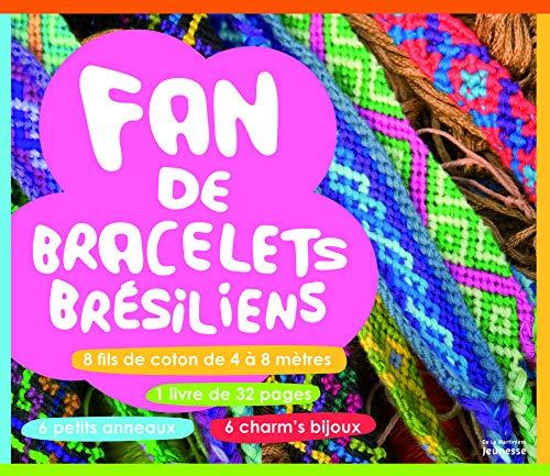 Fan de bracelets brésiliens