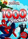Spider-Man. 1.000 stickers: Actividades con 1.000  pegatinas