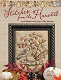 Stitches from the Harvest - Hand Embroidery Inspired by Autumn