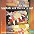 Blankets and Throws To Knit: Patterns and Piecing Instructions for 100 Knitted Squares (C&B Crafts (Paperback))