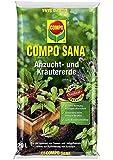 Compo SANA Anzucht- und Kräutererde 20 L