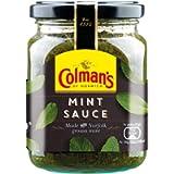 Colmans Sauce Jar Mint 165g x 6