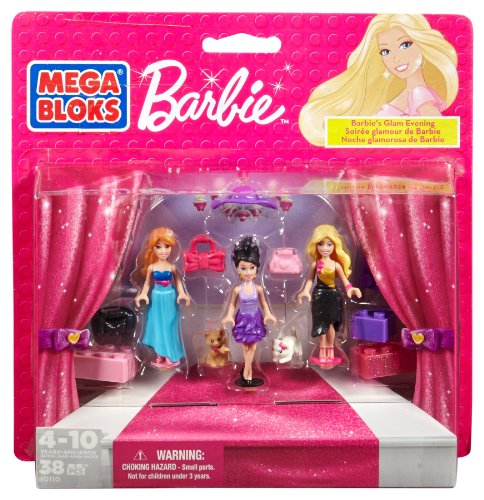 Barbie - Noche de Gala Mega Brands 80110