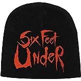 SIX FEET UNDER LOGO Mütze/ beanie hat/ wooly hat