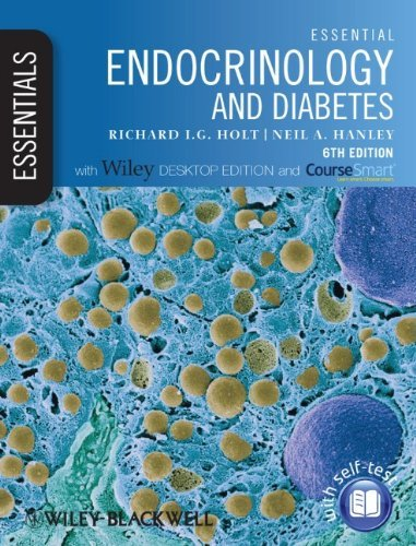 Essential Endocrinology and Diabetes, Includes Desktop Edition by Richard I. G. Holt (2011-12-27)