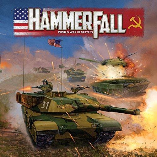 Battlefront Miniatures BX1 - Hammerfall Team Yankee Starter Set - World War  3 Battles - Tanks - Rules