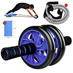 Cayanmydery Ab-Roller Wheel - Abs Carver for Abdominal & Stomach Exercise Training