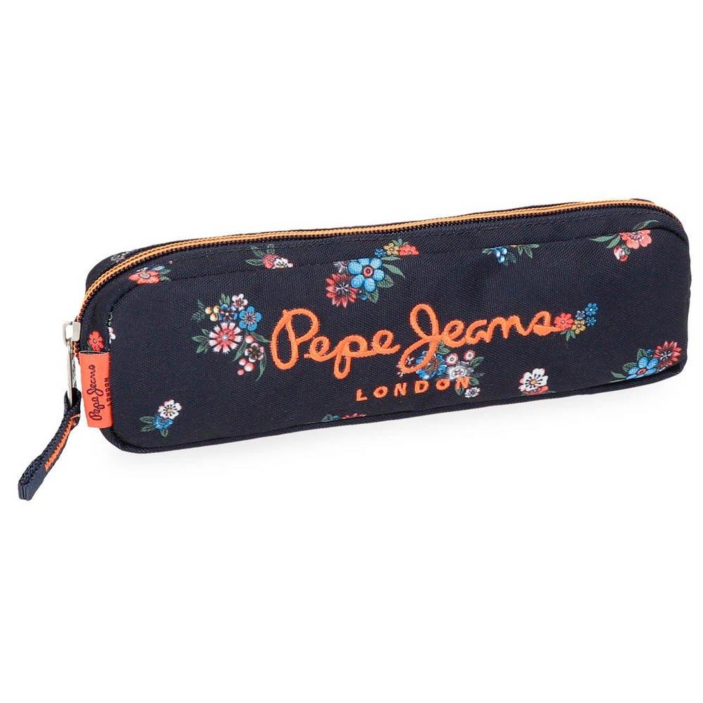 Pepe Jeans Sira Neceser de Viaje, 22 cm, 0.46 litros, Azul