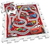 Stamp–tp892001–Puzzle de Sol–Teppich Schaumstoff–Circuit Cars–9-teilig