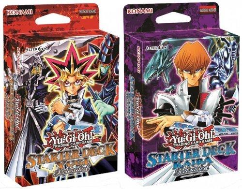 Yu-Gi-Oh! Yugi & Kaiba Reloaded Starter Set deutsch