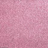 Glitzerstoff-Zuschnitt Rosa, 68 x 45 cm