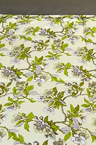 Amazon Brand - Solimo Microfibre Printed Comforter, Double (Spring Blossom, 200 GSM) Image 4