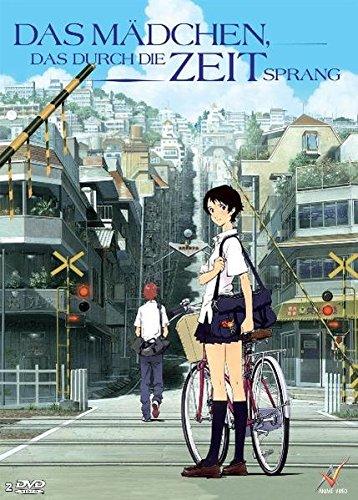 rch die Zeit sprang (Deluxe Edition, 2 DVDs) [Deluxe Edition] (Kleines Mädchen Anime)