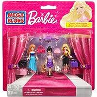 Mega Bloks Barbie Glam Evening (Multi-Pack)