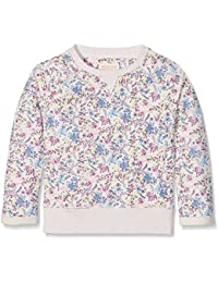 Fat Face Floral Print Crew, Sweat-Shirt Fille