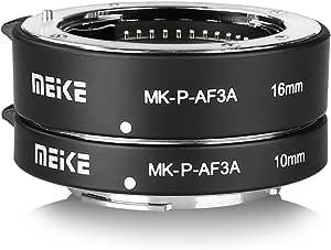 Meike P Plastic Af3 A Metal Auto Focus Macro Camera Photo
