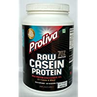 Proliva Raw Casein - 800 Grams (Unflavored)