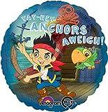 Amscan - Globos Jake Y Los