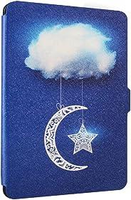 Hibote Amazon Kindle Paperwhite 1/2/3deri Slim kılıfı & Cover (2x Ekran Portectors dahil) N151216KIN03-310