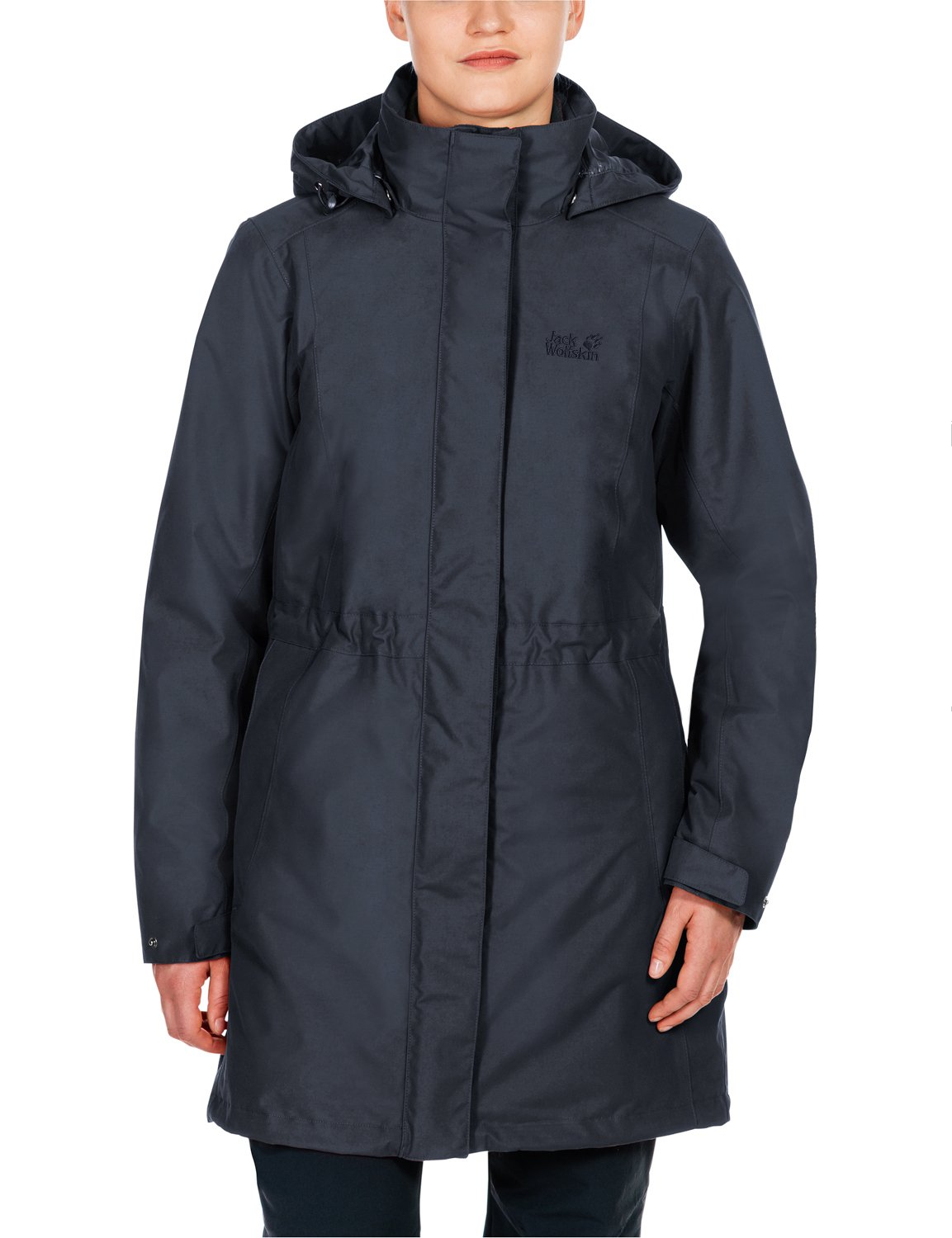Jack wolfskin 3in1 mantel damen