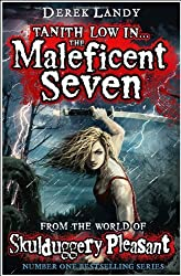 The Maleficent Seven (From the World of Skulduggery Pleasant) by Landy. Derek ( 2013 ) Hardcover