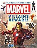 Marvel Villains Beware Ultimate Sticker Book! (Ultimate Stickers)