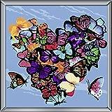Ravensburger Malen nach Zahlen 29022 Lovely Butterflies