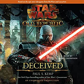 Star Wars: The Old Republic: Deceived (Audio Download