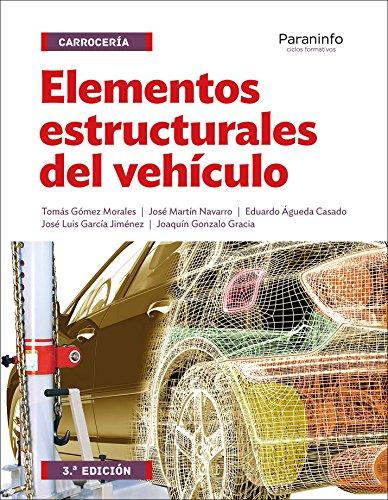 Elementos estructurales del vehículo por ULISES MARTÍN DÍAZ