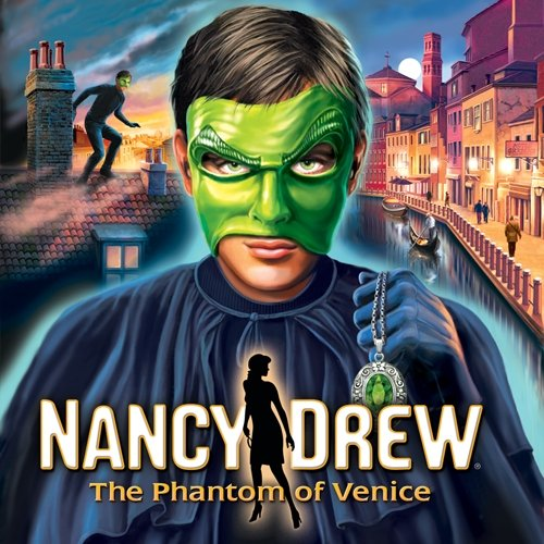 Nancy Drew The Phantom of Venice