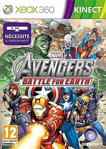 Marvel Avengers : battle for earth (jeu