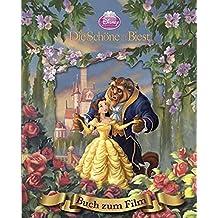 Disney: Die Schöne & das Biest mit Kippbild: Buch zum Film