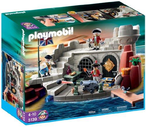 Playmobil - Fortaleza de los soldados con calabozo (5139)