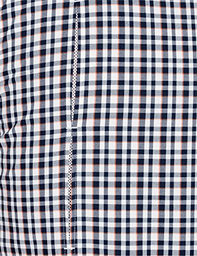 Jack Wolfskin Herren Hemd Flaming Vent Shirt Night Blue Light Checks