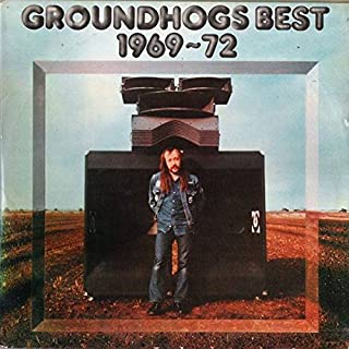 The Groundhogs - Groundhogs Best 1969-72 - United Artists Records - UDF 31