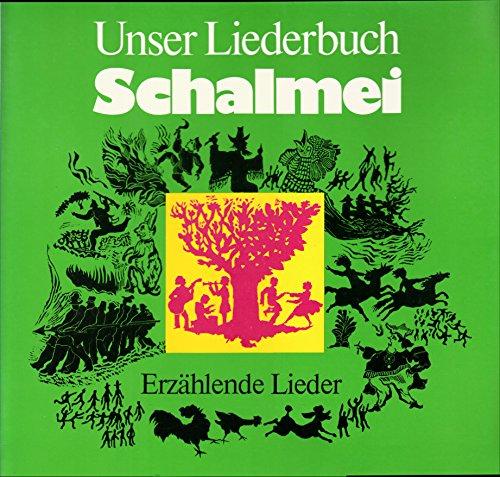 Unser Liederbuch / Schalmei / Erzählende Lieder / Platte 3 / 1982 / Klapp-Bildhülle / Ernst Klett / 17236 / Deutsche Pressung / 12 Zoll Vinyl Langspiel-Schallplatte /