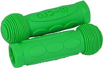 Micro Scooter Gummigriffe Ersatzgriffe Kinderroller Variante grün